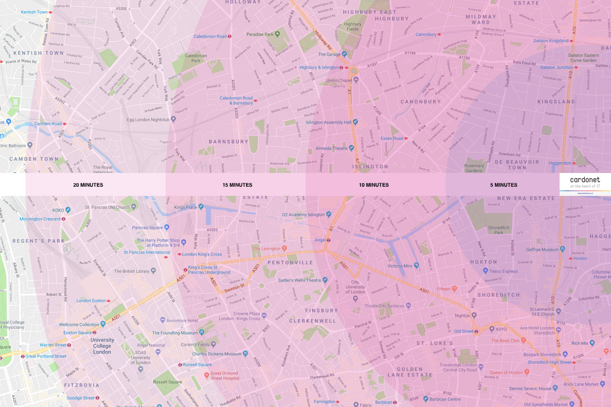 Local It Support In N1 Islington And Camden London